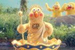 【ジュッパー】ポインコCM「ゴールドポインコ様」ポインコ兄弟と違う点みんな気づいた?