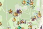 【ポケモンGO】「P-GO SEARCH(ピーゴーサーチ)」でポケモンがどこに出るか出現場所が検索可能!図鑑コンプリートに便利!